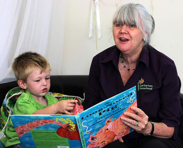 Lynette Hunter - Carterton Preschool